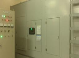 1-MW DIESEL GENSET