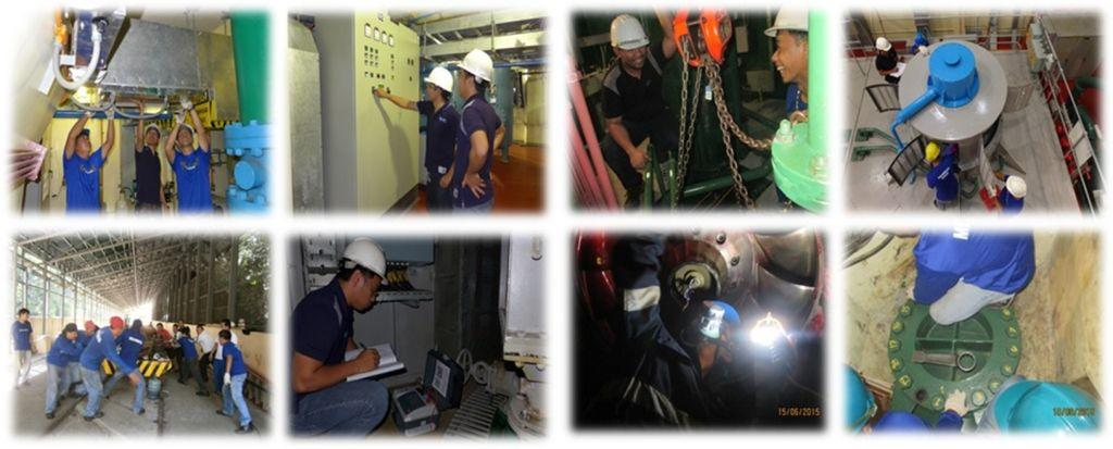 SUCCESSFUL COMPLETION OF SEMI-ANNUAL PREVENTIVE MAINTENANCE: BOTOCAN HYDROELECTRIC POWER PLANT