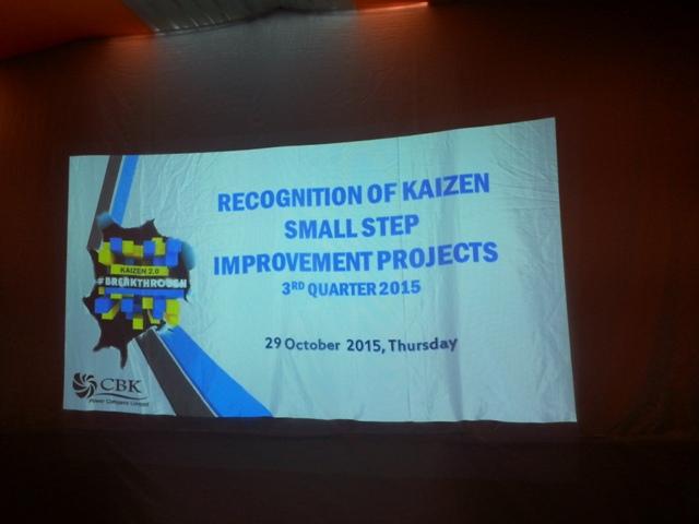 2Kaizen Small Step Awarding(1)