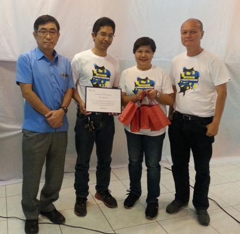 2Kaizen Small Step Awarding(16)
